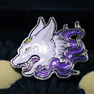 Image of Kitsura GID Enamel Pin