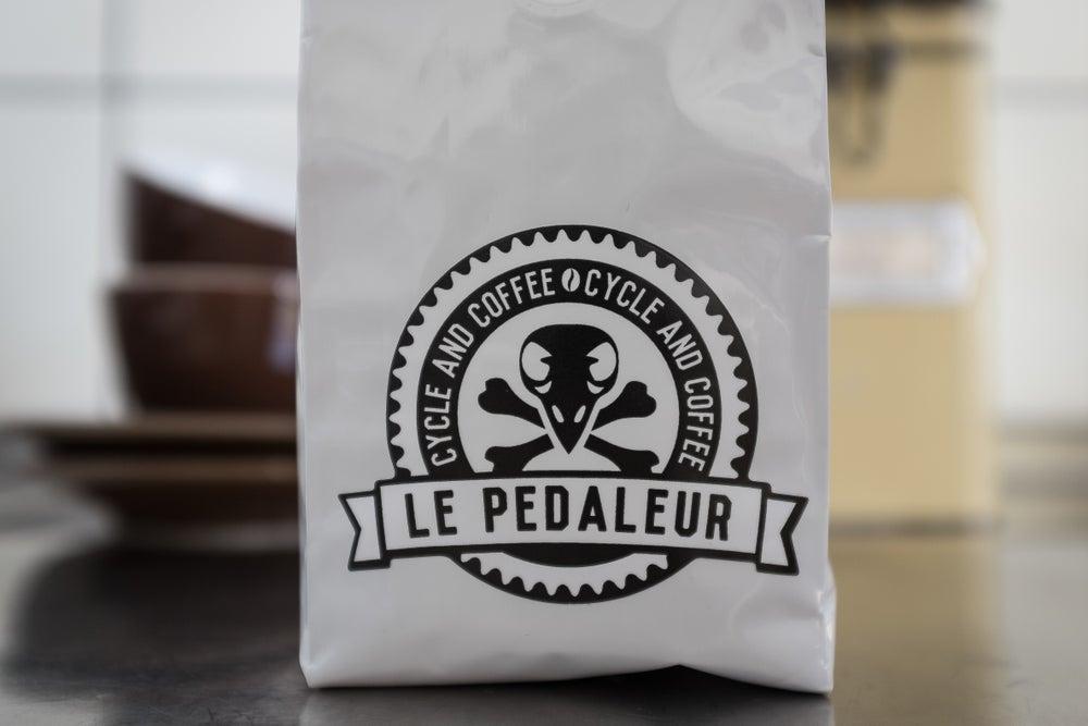 Image of LE PEDALEUR Blanche
