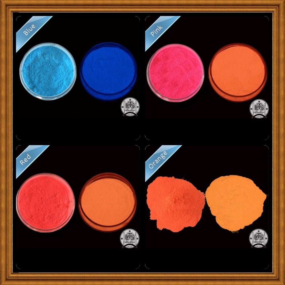 Image of Glow in the Dark Puder / Glow in the Dark Pigment