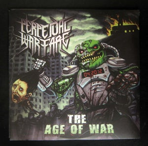 "Image of PERPETUAL WARFARE ""The Age of War"""
