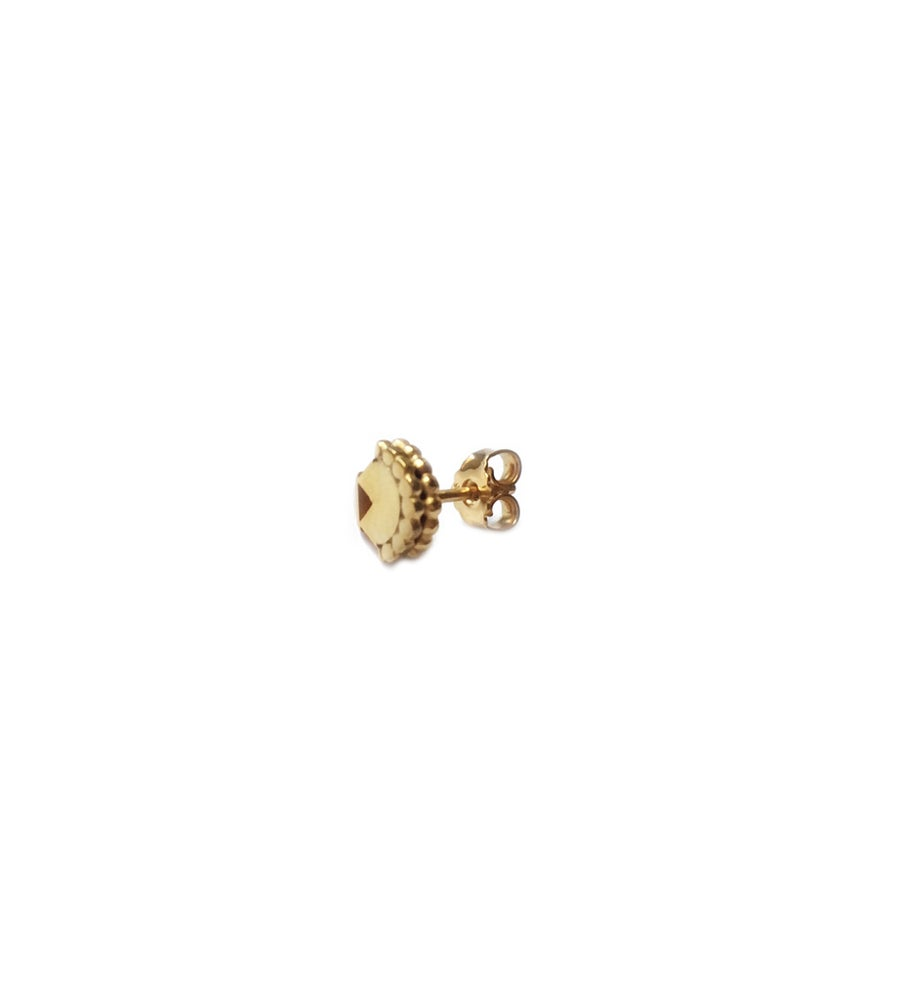 Image of Microdot#2 goldplated