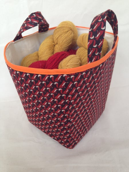 Image of 'Foxy' box bag