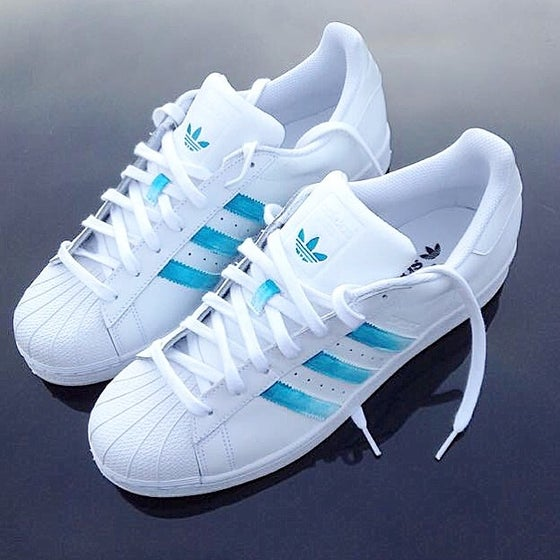 Image of 'ADIDAS SUPERSTAR - ICE FADE'
