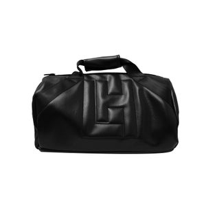Image of Live House Embossed Duffle (Black)