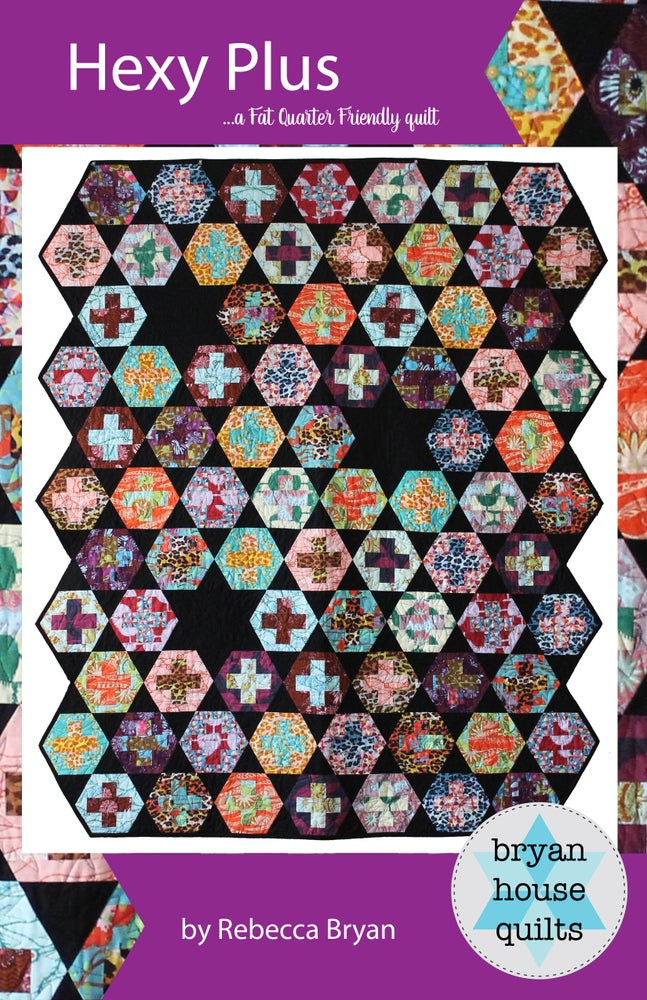 Image of Hexy Plus {Paper Pattern}