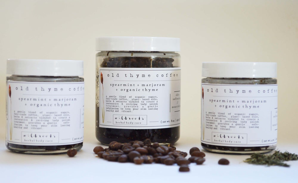 Image of :OLD THYME COFFEE: BODY POLISH