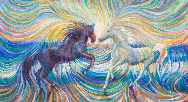 Image of Equus - Yin and Yang