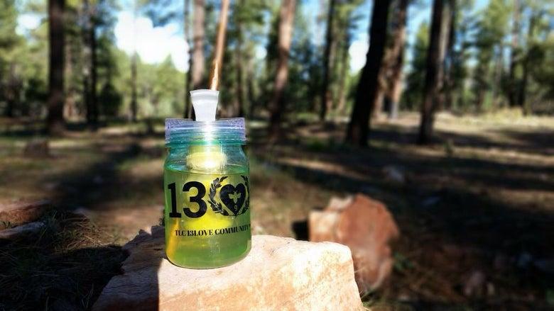 Image of 13Love Fusion Jar
