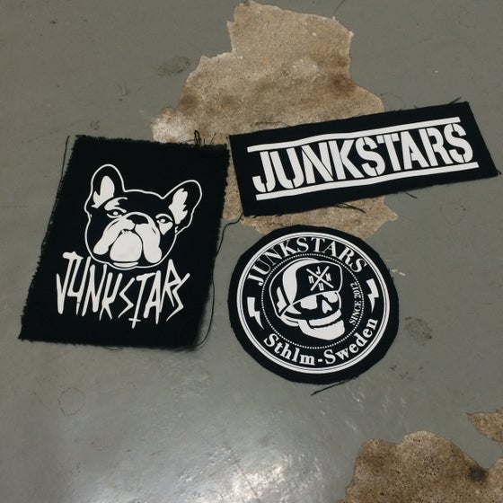 Image of JUNKSTARS Patches