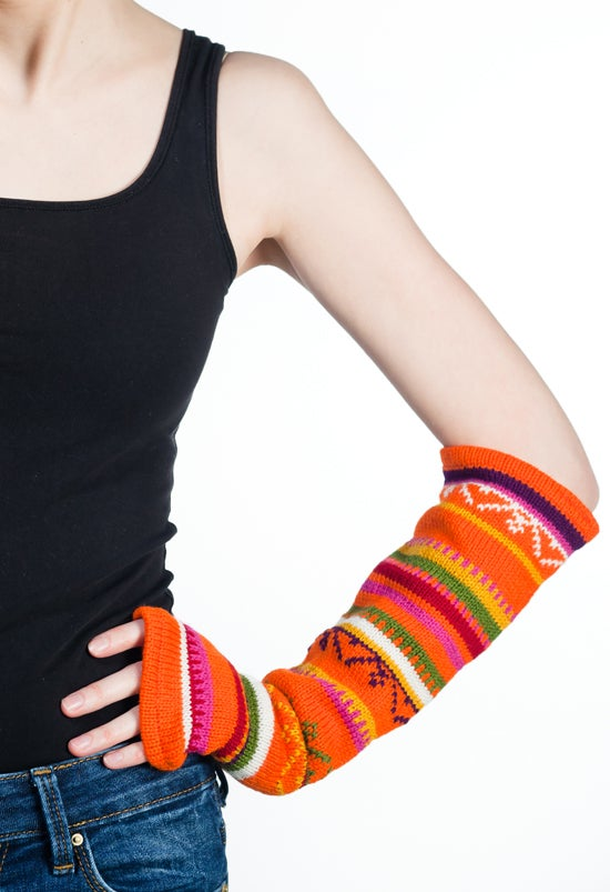 Image of Wrist-warmers