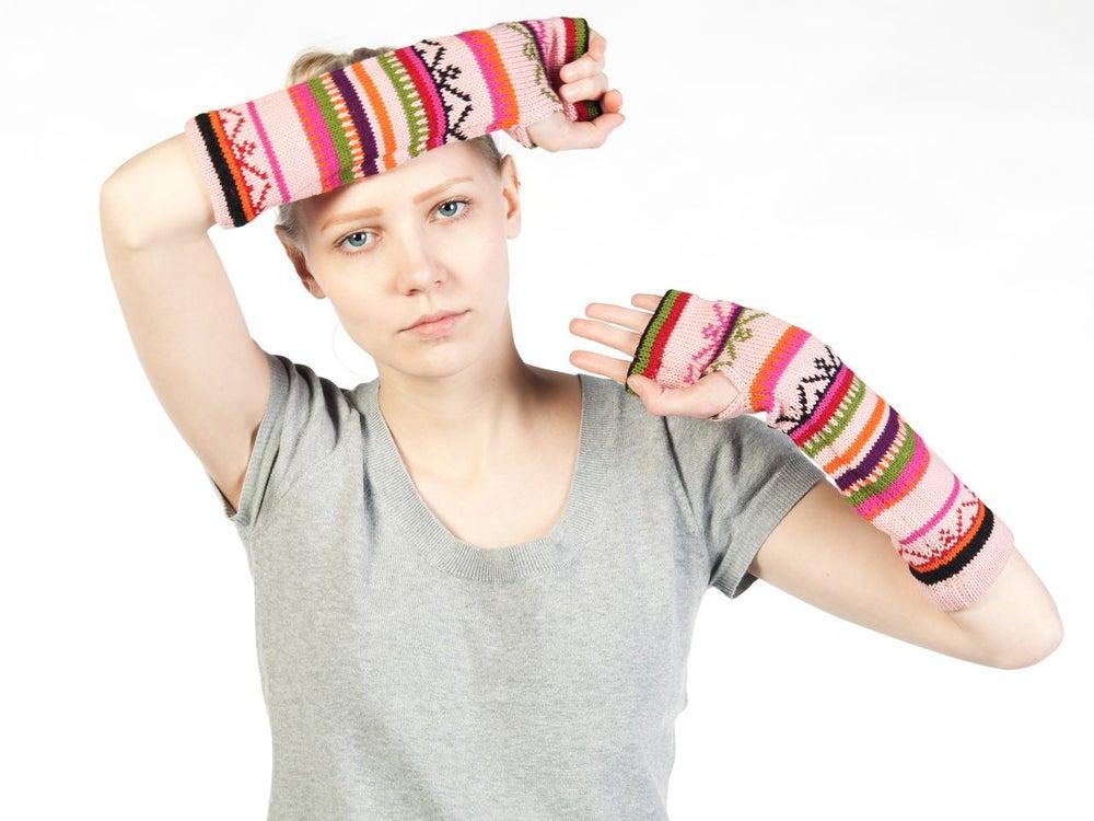 Image of Wrist-warmers