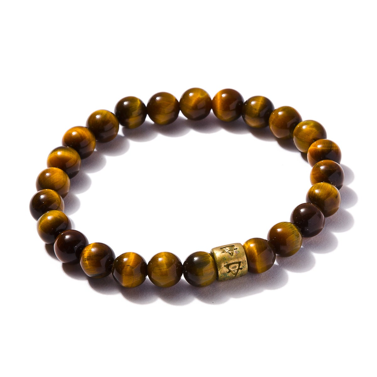 Image of Tiger Eye Stone Bracelet