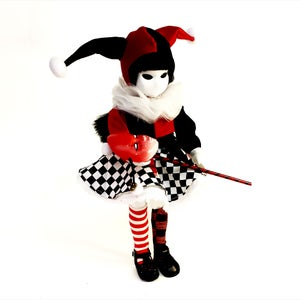 """Image of NEW 14"""" 'Babuli' CUSTOM/COUTURE Little Apple Doll"""