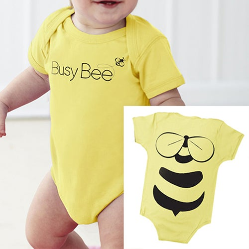 Image of Busy Bee Onesie