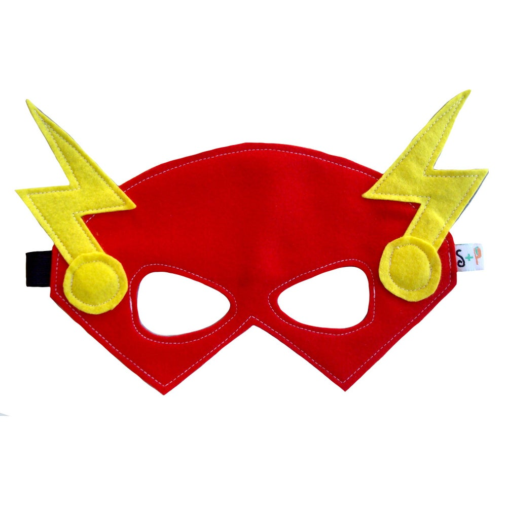 Image of Felt Flash Mask