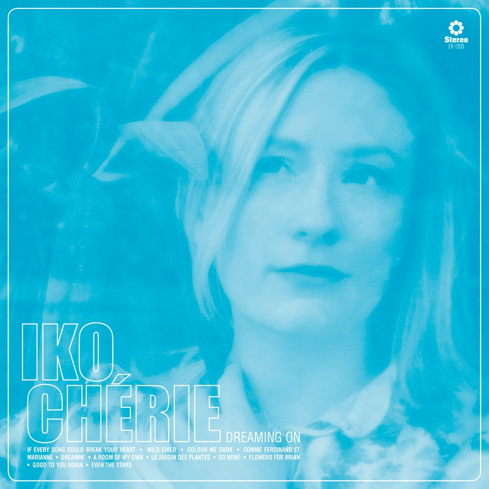 "Image of IKO CHÉRIE - 'Dreaming On' (Limited edition 12"" vinyl w/free MP3s / CD Digipak)"