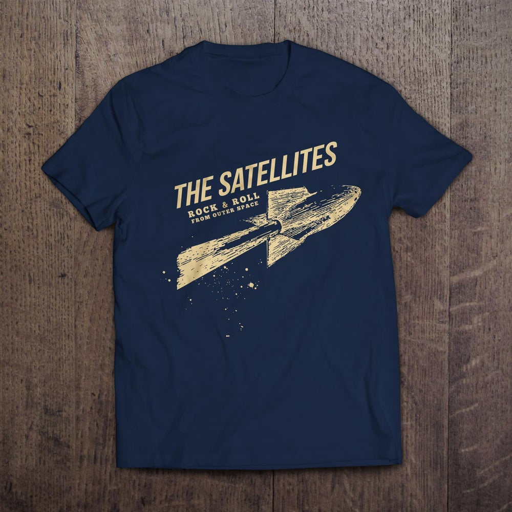 Image of The Satellites - T-Shirt