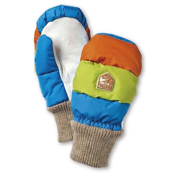 Image of Gloves - Swisswool Merino Loft Jr. - turquoise