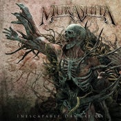Image of MURASHITA Inescapable Damnation EP (DIGIPAK)