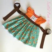 Image of Foxtrot Flutter Dress