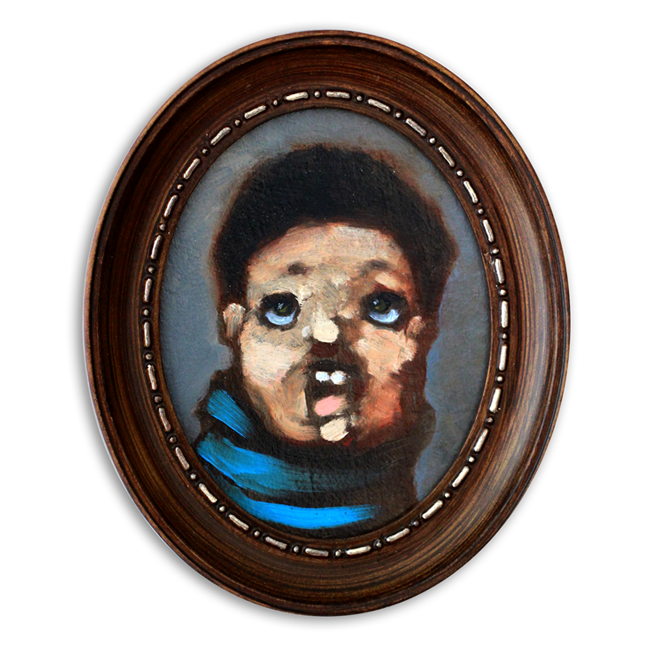 Image of Portrait 33