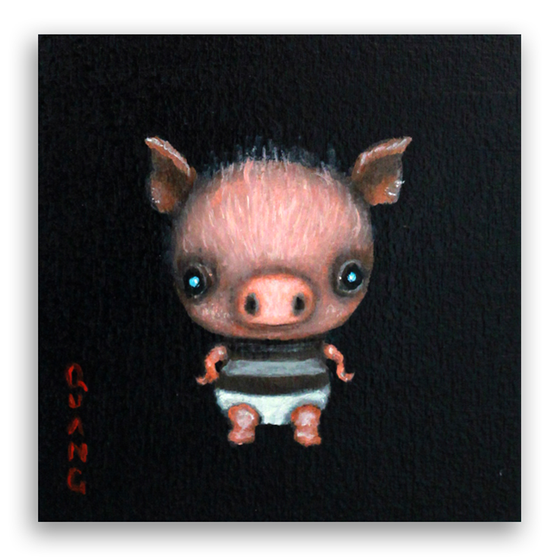 Image of Baby Pig