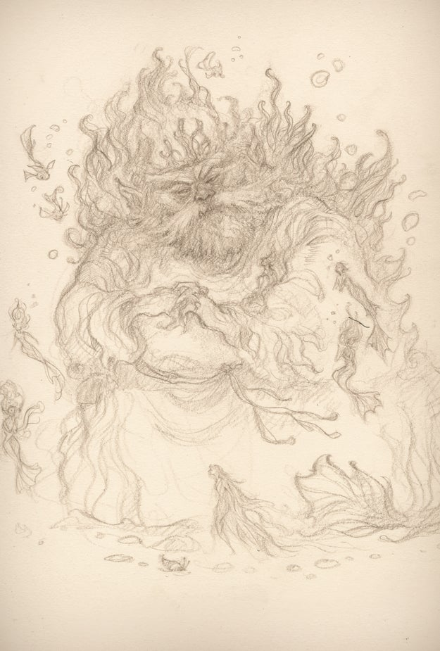 Image of Studies from The Wilder Forest