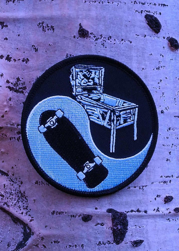 Image of  SkateBall Patch