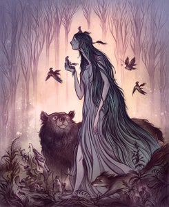 Image of The Elf Mother