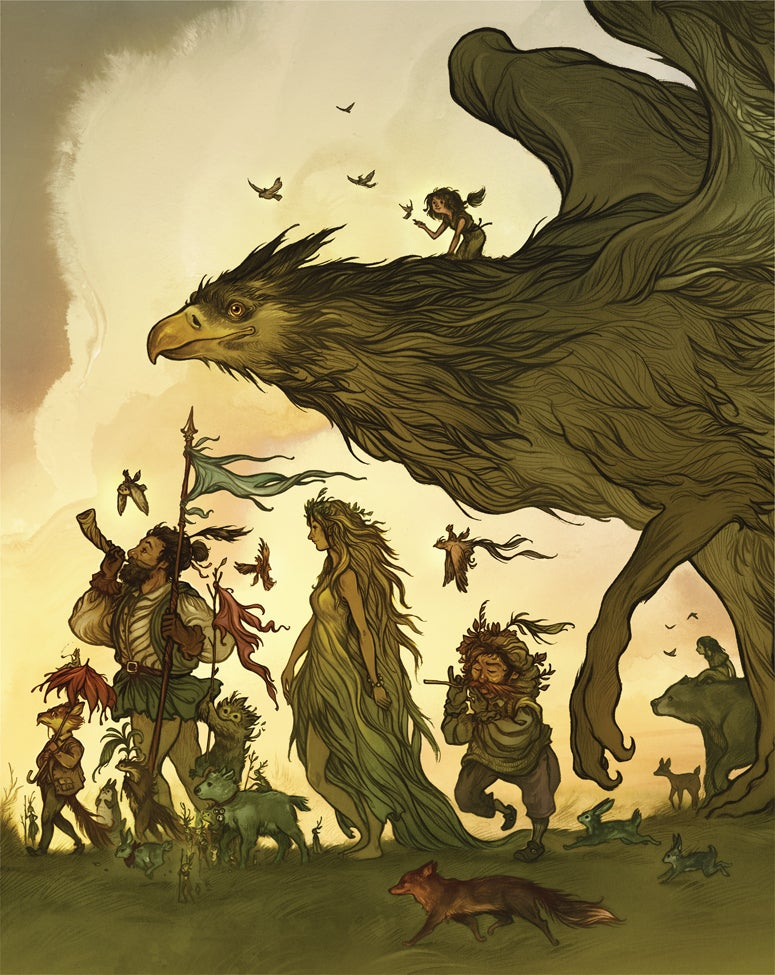 Image of The Gryphon March