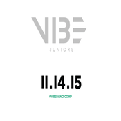 Image of 2015 VIBE JRs Ticket - 11.14.15