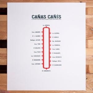 Image of Cañas Cañís