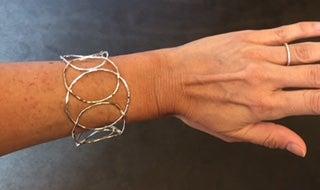 Image of Roundabout Cuff Bracelet