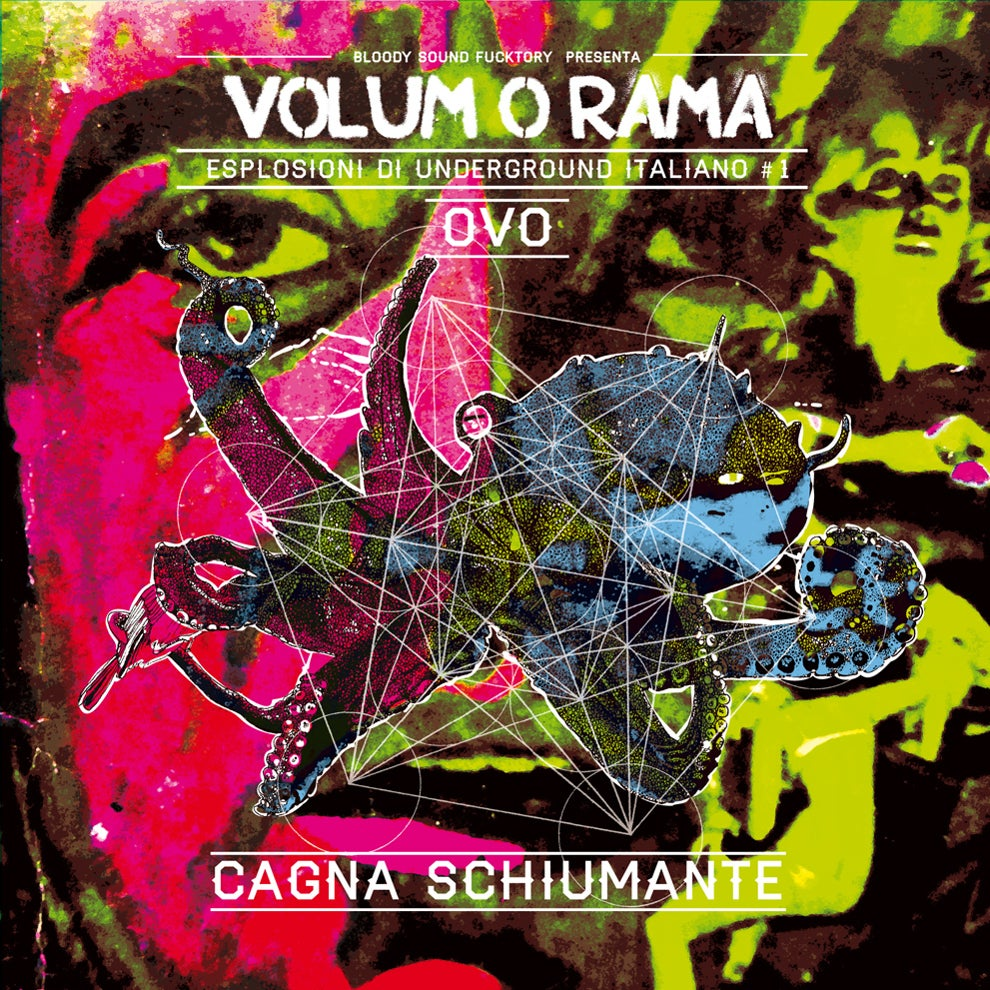 Image of Volumorama #1: OvO / Cagna Schiumante