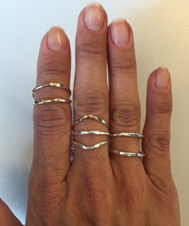 Image of Criss Cross Ring