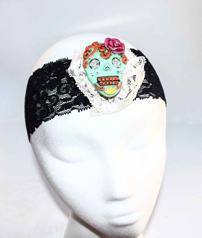 Image of Day of the Dead Headbands