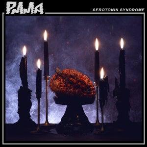 Image of PMMA - SEROTONIN SYNDROME LP (GREY VINYL)