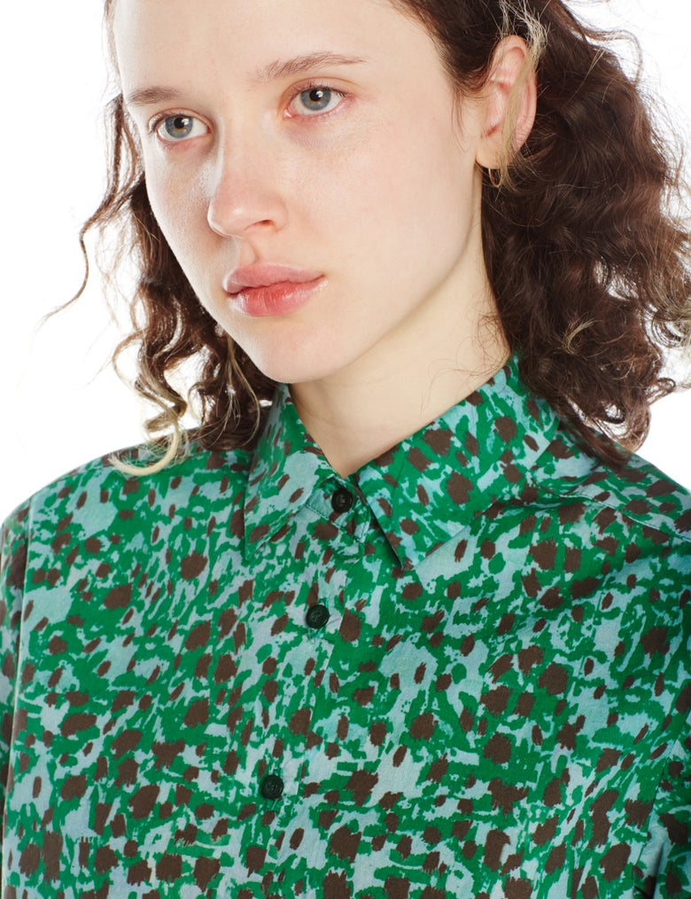 Image of SCRATCH PRINT BUTTON UP