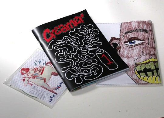Image of CREAMER MAGAZINE #1