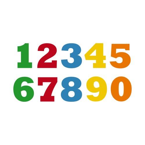 Image of Vinilo Números