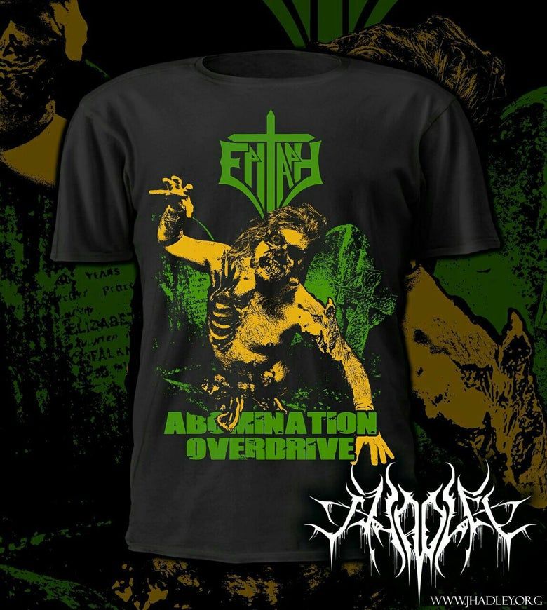 Image of Abomination Overdrive T-Shirt