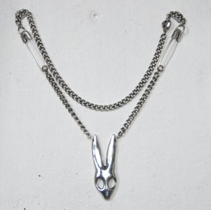 "Image of Leporid Necklace (16"")"