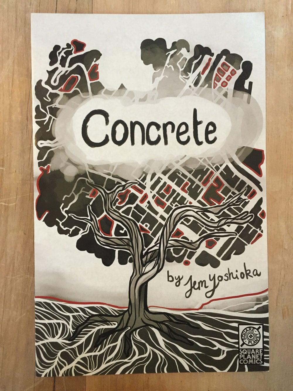 Image of Concrete Comic - Square Planet Comics