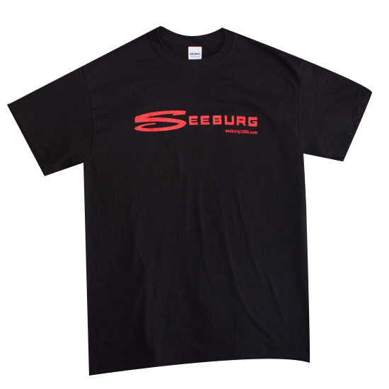 Image of Seeburg Vintage Red Logo Tee