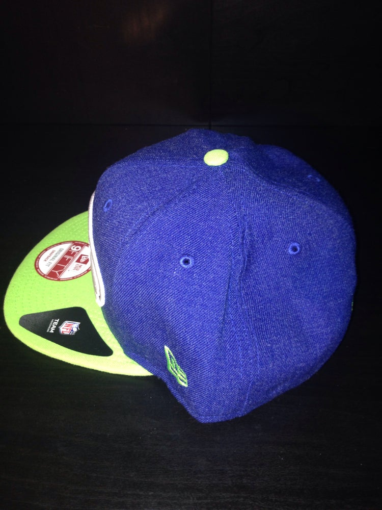 Image of New Era Seattle Seahawks SnapBack
