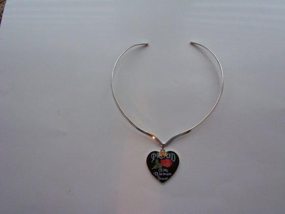 Image of Proud of my Vietnam Veteran Medallion Necklace