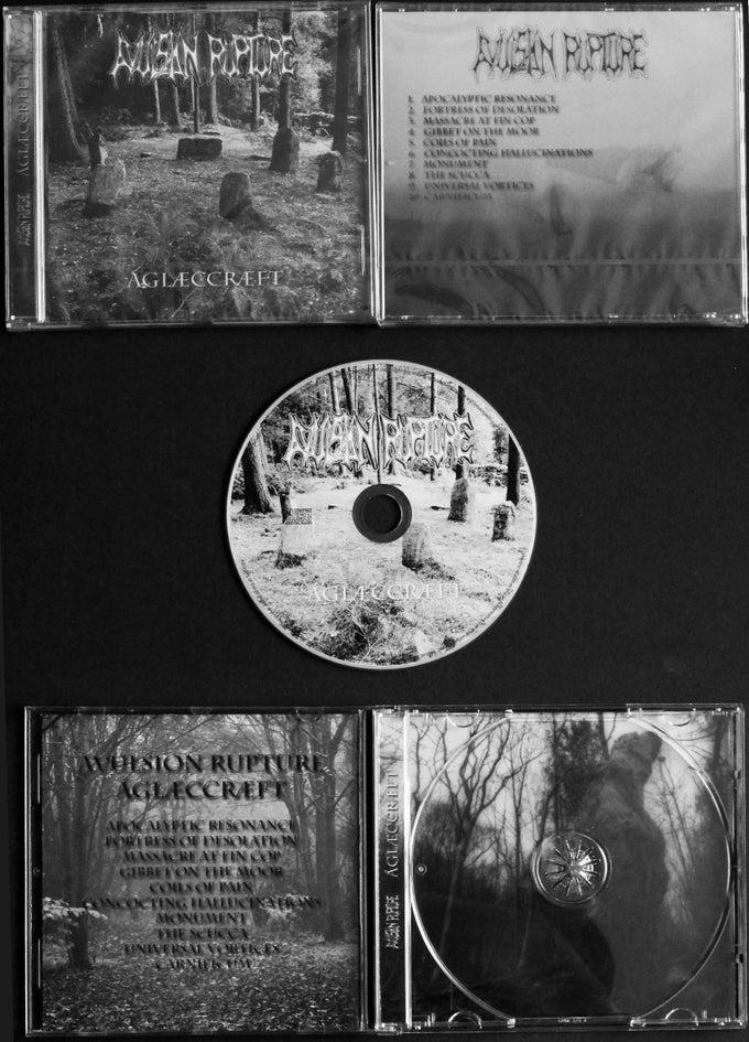 Image of Áglæccræft CD