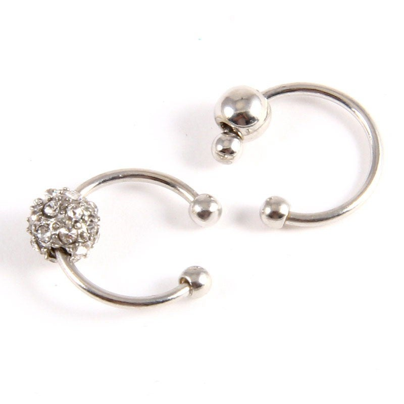 Image of Crystal Nose ring