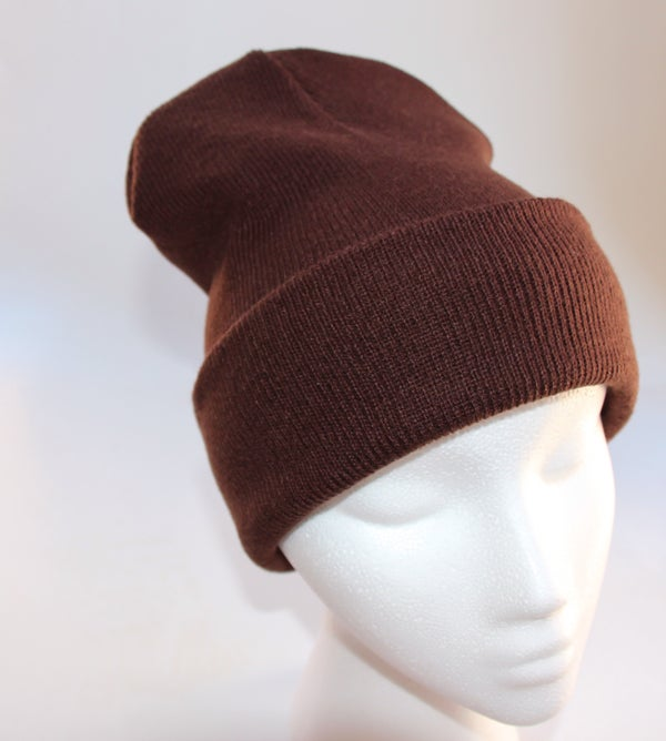 Image of Brown Beanie