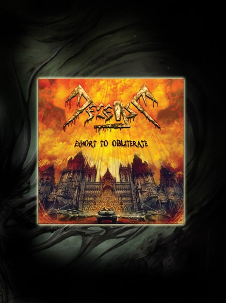 Image of Exhort To Obliterate (CD)